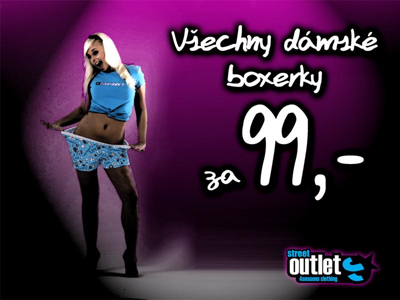 7292ca0836d dámské boxerky represent jen za 99